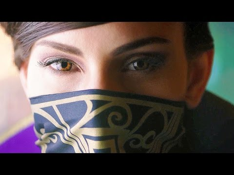 DISHONORED 2 - Live Action Trailer VF