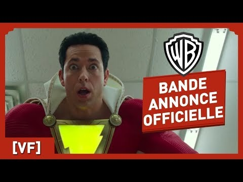 Shazam ! - Bande Annonce Officielle (VF) - Zachary Levi / Asher Angel