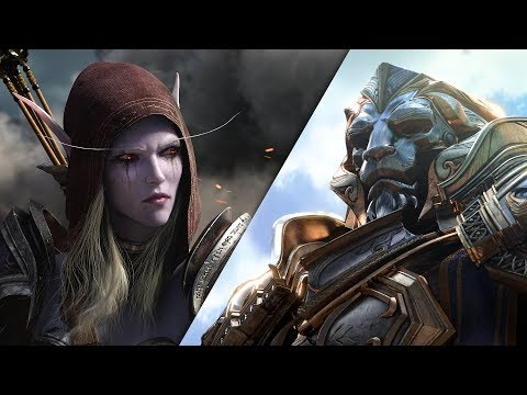 Cinématique World of Warcraft: Battle for Azeroth