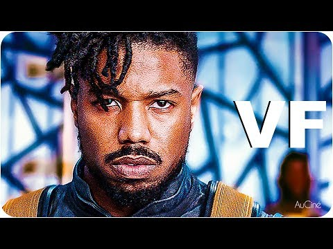 BLACK PANTHER Bande Annonce VF (2018) Finale