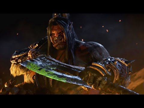 Cinématique d'introduction de World of Warcraft: Warlords of Draenor (FR)