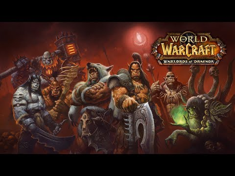 Bande-annonce de World of Warcraft: Warlords of Draenor