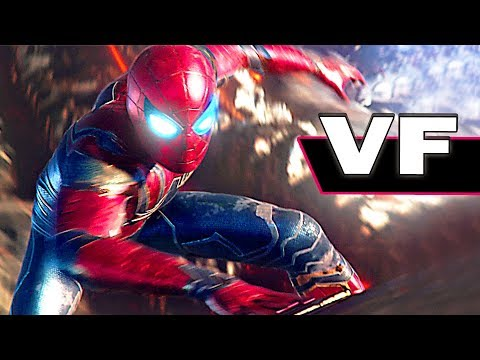 AVENGERS INFINITY WAR Bande Annonce VF OFFICIELLE