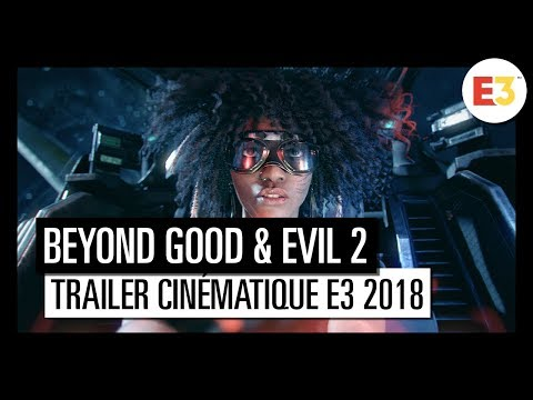 Beyond Good & Evil 2 - Trailer Cinématique E3 2018 [OFFICIEL] VOSTFR HD