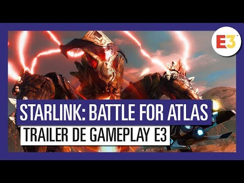 Starlink Battle for Atlas - Trailer de Gameplay E3 2018 [OFFICIEL] VOSTFR HD