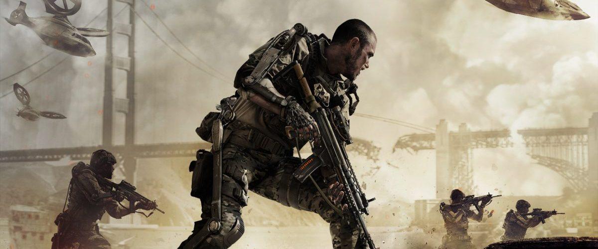 Bannière - Premier trailer pour Call of Duty : Advanced Warfare