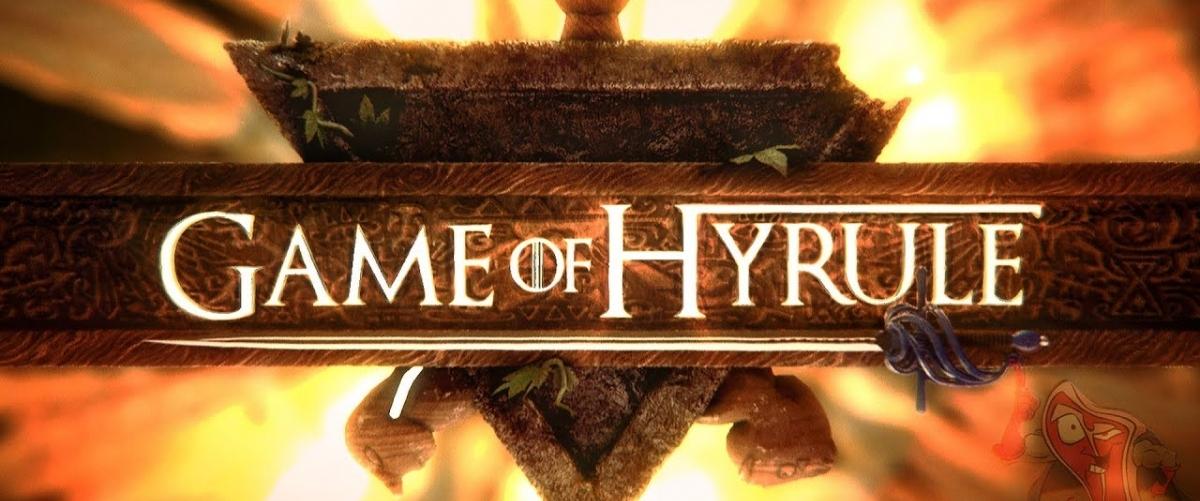 Bannière - Quand Zelda rencontre Game of Thrones