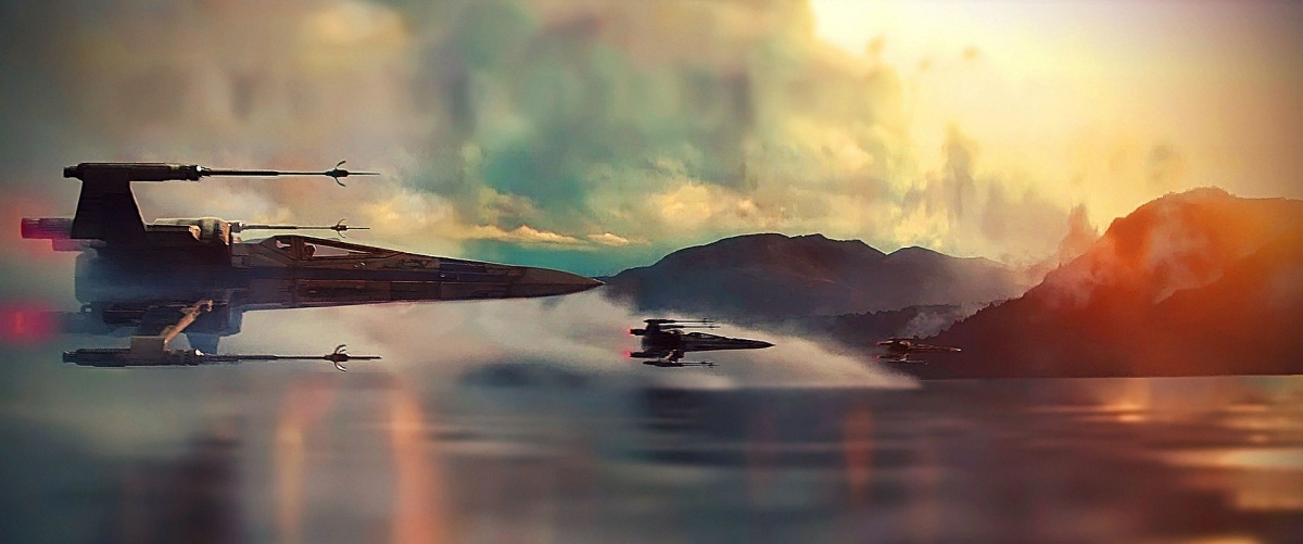 Bannière - Voici le nouveau trailer de Star Wars : The Force Awakens !