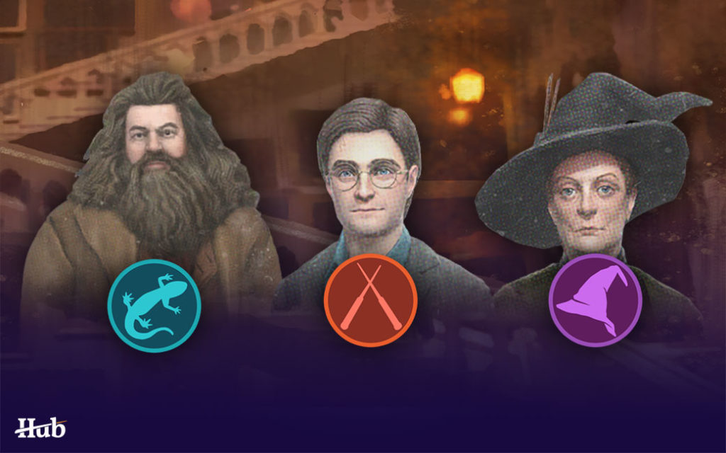 Harry Potter : Wizards Unite - Professions