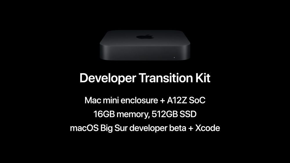 Kit de développement ARM Apple