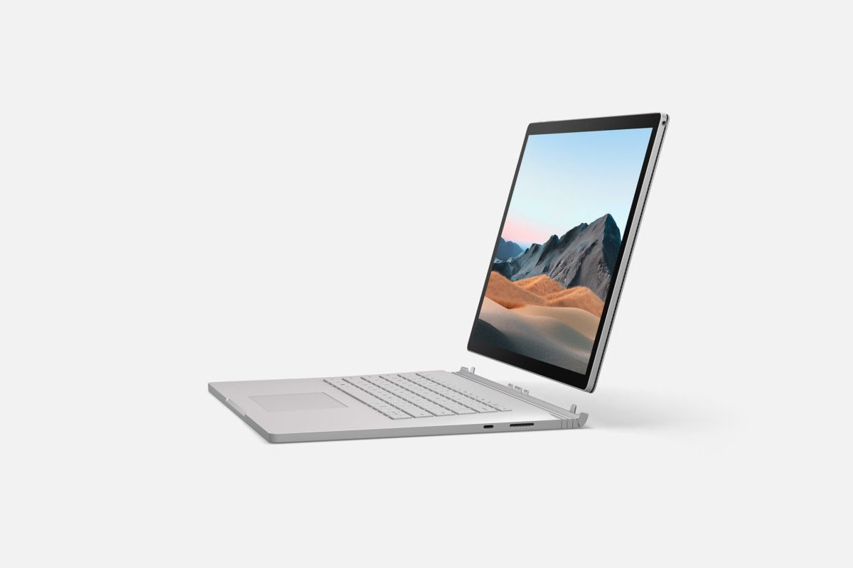 Surface Book de Microsoft